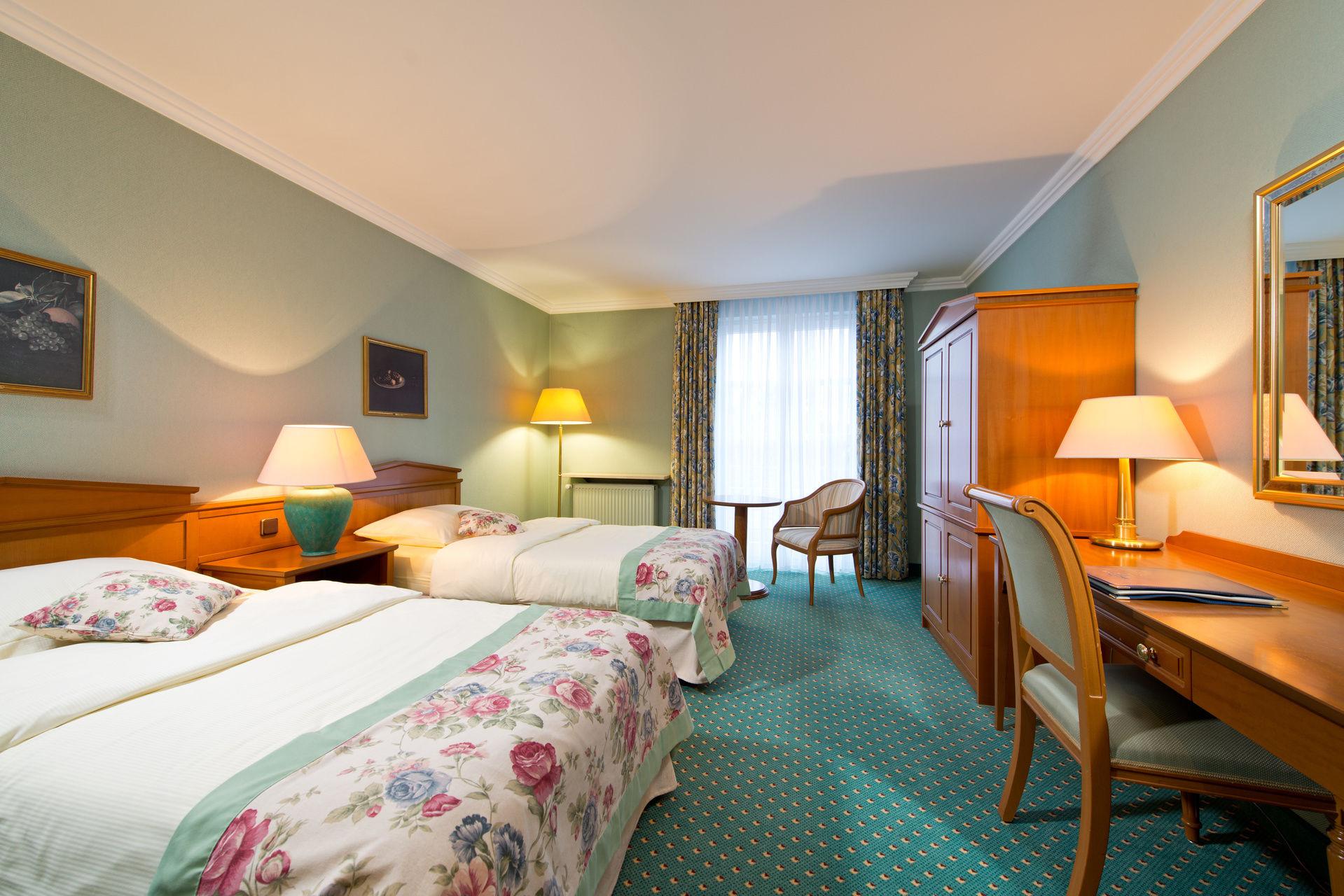 Hotel am Schlosspark Gotha Hotels Urlaub Thüringer Wald Thüringen